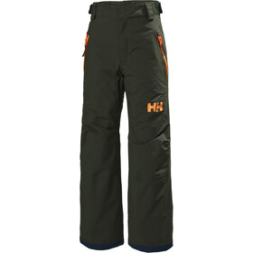 Helly Hansen Legendary Hose Kinder pine green